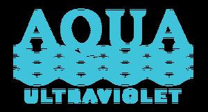 Aqua Ultraviolet image