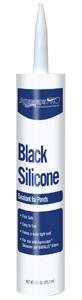 29186 Aquascape Black Silicone | Aquascape