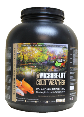 Microbe-Lift Cold Weather Food - Wheat Germ | Microbe-Lift