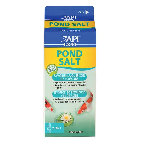 API  Pond Care Pond Salt | API ~ Pond Care