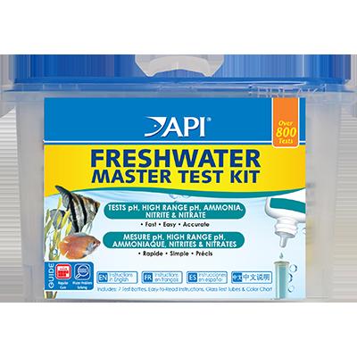 API Freshwater Master Test Kit | API ~ Pond Care