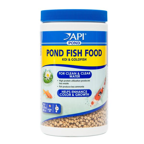 API Pond Fish Food   API ~ Pond Care