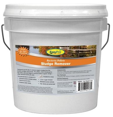 ABB05X Sludge Remover Pellets, 5 10 25 lb pail | EasyPro