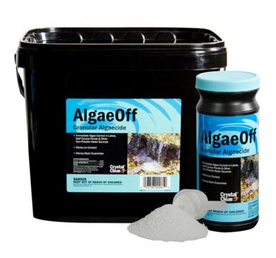 CrystalClear Algae-Off | Crystal Clear