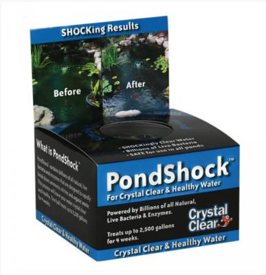 CC023-PS PondShock Ball | Crystal Clear