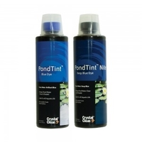 Image Crystal Clear Pond Tint BLUE & NITE 16oz