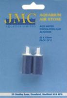 Image Airstone, Cylinder-shape carded 2-pk