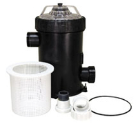 Image Sequence Strainer Basket-Priming Pot 500 Cubic Inch