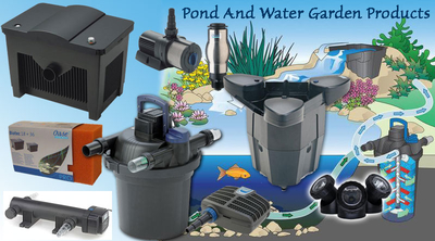 Image Oase Pond and Water Garden Products