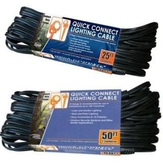 Image Alpine Lighting Cable 25 or 50 ft