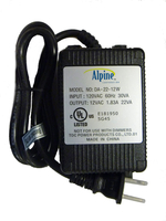 Image Alpine 20 watt Transformer for PLUV1000-2000-3000