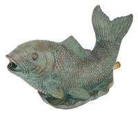 Image Pondmaster Resin Fish Spitter  03770