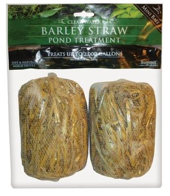 Image Summit Barley Straw Bales