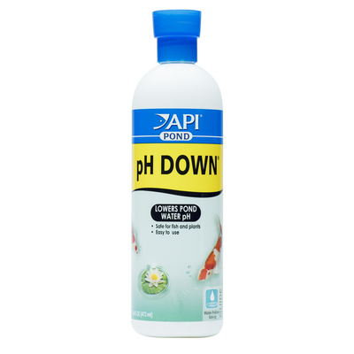 Image API  Pond Care pH Down & pH Up