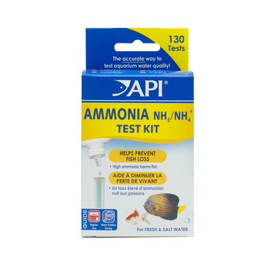 Image API Ammonia Test Kit
