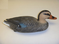 Image Floating Mallard Female Duck Decor