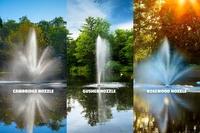 Image Scott Aerator Triad Fountain