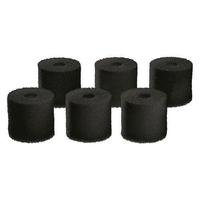 Image OASE Carbon Pre-filter Foam Set of 6 for the BioMaster