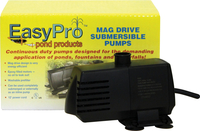 Image EP400 400 GPH Submersible Mag Drive Pump With Nozzles