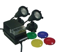 Image EPLK2 Two EPL20 Light Kit with 100 watt transformer