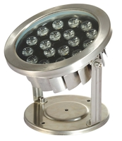 Image LED18WW 18 Watt Stainless Steel Underwater LED Light