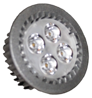 Image LED6B 6 Watt Warm White LED Light Bulb