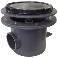 Image Rhino II Heavy Duty Bottom Drain with Air Diffuser