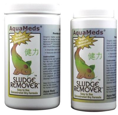 Image Aqua Meds Sludge & Muck Remover SR1-SR2-SR4