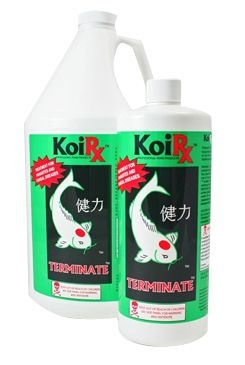 Image Aqua Meds TERMINATE koi treatment for pond parasites