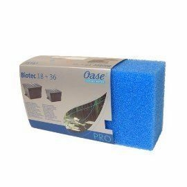 Image Blue Foam for BioTec 18, 36, 18000, 32000