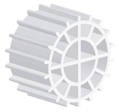 Image K+ - New Advanced Filtration Media - Floating